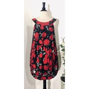 Moschino Bubble Boat Neck Italy Dress Size 10